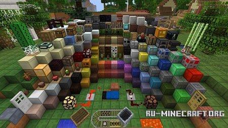 Скачать ShwingCraft [16x] для Minecraft 1.9