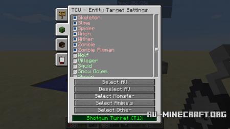 Скачать The Rebirth of Turret для Minecraft 1.10