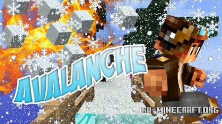 ������� Avalanche ��� Minecraft