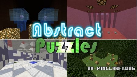 ������� Abstract Puzzles ��� Minecraft