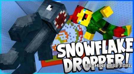 ������� Snowflake Dropper ��� Minecraft