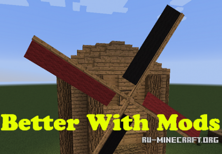 Скачать Better With Mods для Minecraft 1.9.4