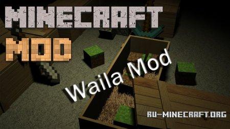Скачать Waila для Minecraft 1.9.4