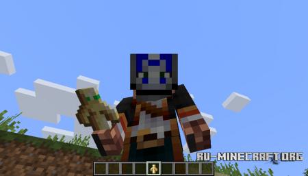Тотем бессмертия в Minecraft 1.11