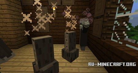 Вызыватель и его капканы Minecraft 1.11