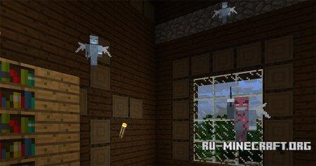 Побеспокоенные в Minecraft 1.11