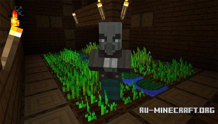 Поборник в Minecraft 1.11