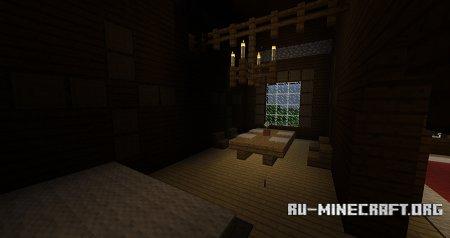 Лесной Особняк скриншот 4 Minecraft 1.11