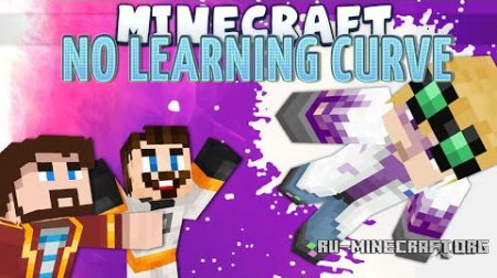 Скачать There is no Learning Curve для Minecraft