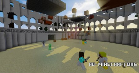 ������� Parkour Through History ��� Minecraft