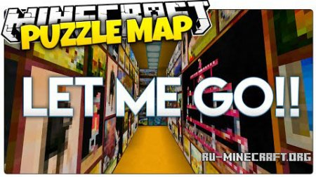 ������� Let Me Out Puzzle ��� Minecraft