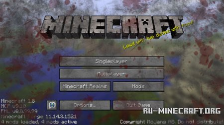 Скачать Enhanced Visuals для Minecraft 1.10.2