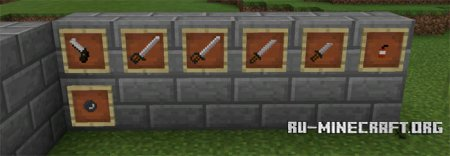 Скачать Hunter Weapons для Minecraft PE 0.15