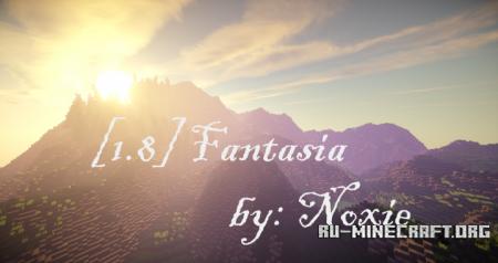 Скачать Realism – Fantasia [256x] для Minecraft 1.10