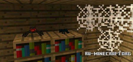 Скачать Realistic Mobs для Minecraft PE 0.15