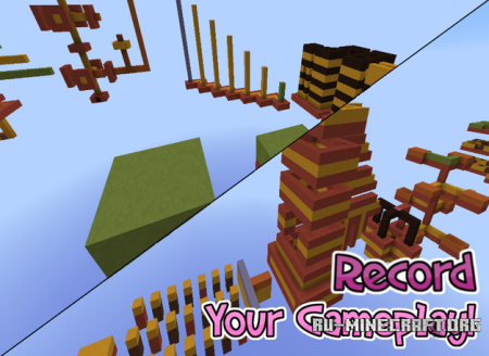 Скачать Highscore Parkour для Minecraft