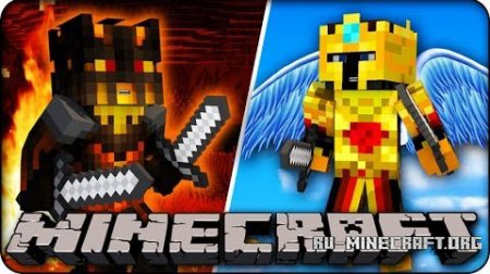 ������� Heaven and Hell ��� Minecraft 1.9.4