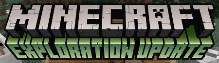 Официальное лого Minecraft 1.11