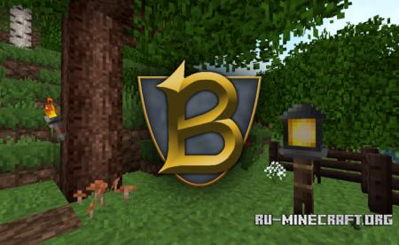 Скачать Beyond the Lands [16x] для Minecraft 1.10