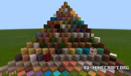 Скачать Dandelion [16x16] для Minecraft PE 0.16.0