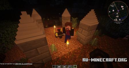 Скачать Vampirism для Minecraft 1.9.4