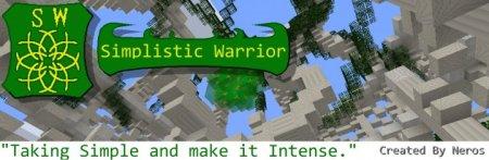 Скачать Simplistic Warrior [32x] для Minecraft 1.10