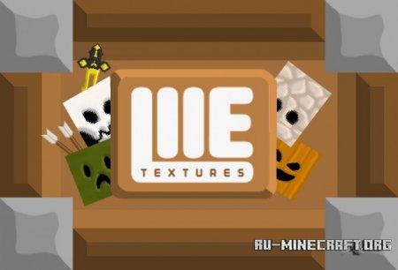 Скачать LIIE's [64x] для Minecraft 1.10