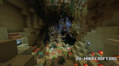 Скачать Ni No Kuni [16x] для Minecraft 1.10