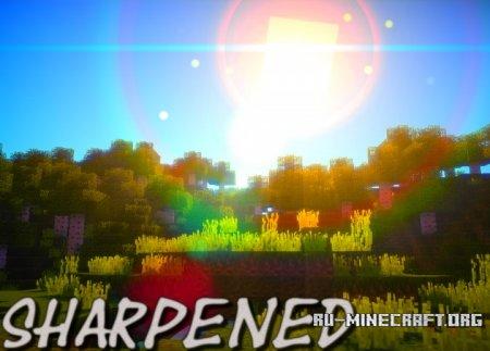 Скачать Sharpened [16x] для Minecraft 1.10