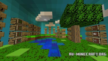 Скачать Phifacraft [16x] для Minecraft 1.10