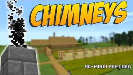Скачать Advanced Chimneys для Minecraft 1.10.2