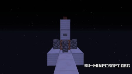 Скачать The Depths of The Void для Minecrft