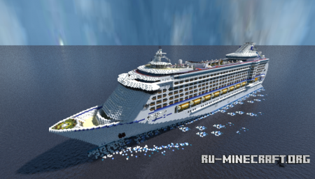 Скачать Adventure Of The Seas для Minecraft