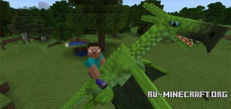 Скачать Wyverns для Minecraft PE 1.0.0