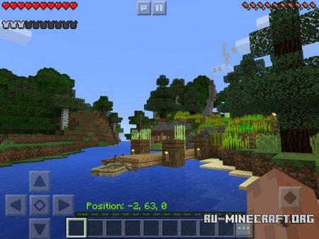 Скачать NextLevel для Minecraft PE 1.0.0