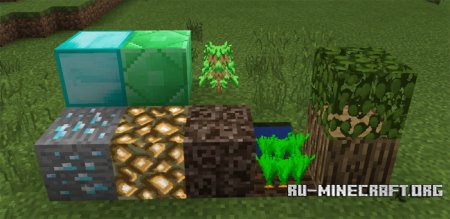 Скачать Animated Pack [64x64] для Minecraft PE 1.0.0