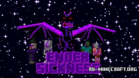 Скачать Ender Sickness для Minecraft PE 1.0.0