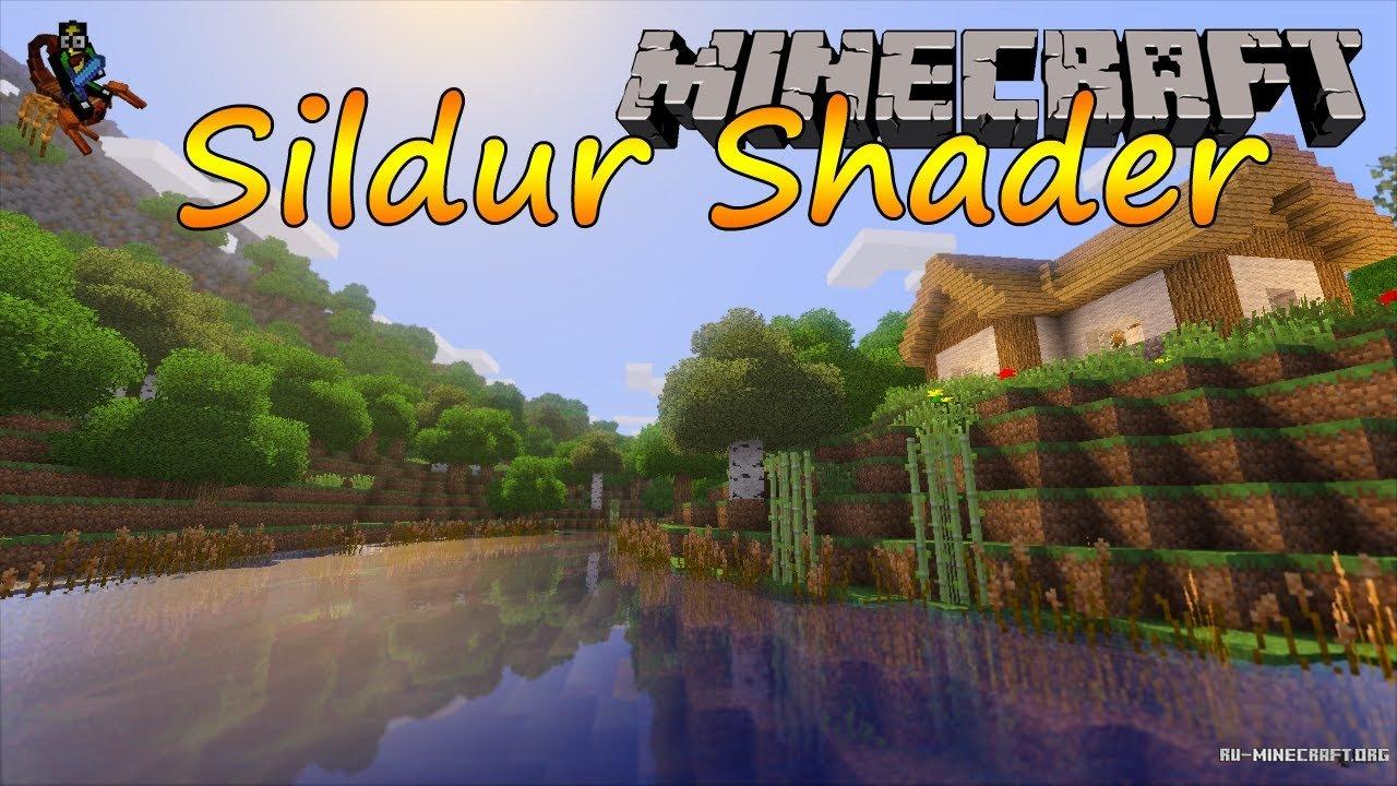 Как установить шейдеры на minecraft 1.7.2 - 1.7.10 - 1.8 - 1.8.1 - 1.8.3 - 1.8.5!?