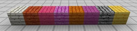 Скачать Colored Blocks для Minecraft PE 1.0.0