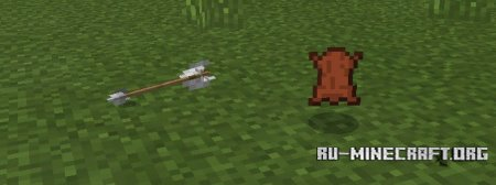 Скачать Recyclable Arrows для Minecraft PE 1.0.0