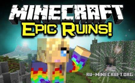 Скачать Ruins для Minecraft 1.11