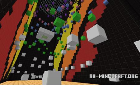 Скачать Fire Parkour II для Minecraft