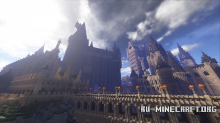 Скачать Hogwarts для Minecraft