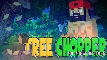 Скачать Tree Chopper для Minecraft 1.11