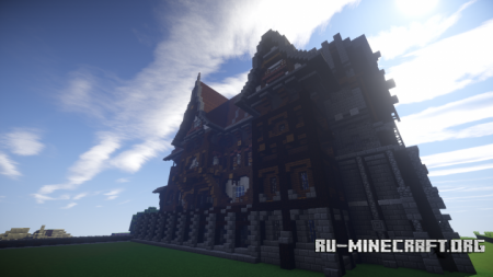 Скачать Manor of Commerence для Minecraft