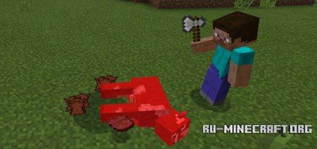 Скачать Double Drops для Minecraft PE 1.0.0