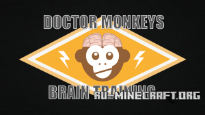 Скачать Doctor Monkeys Brain Training для Minecraft