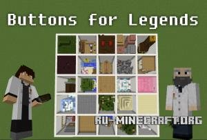 Скачать Find the Buttons for Legends для Minecraft