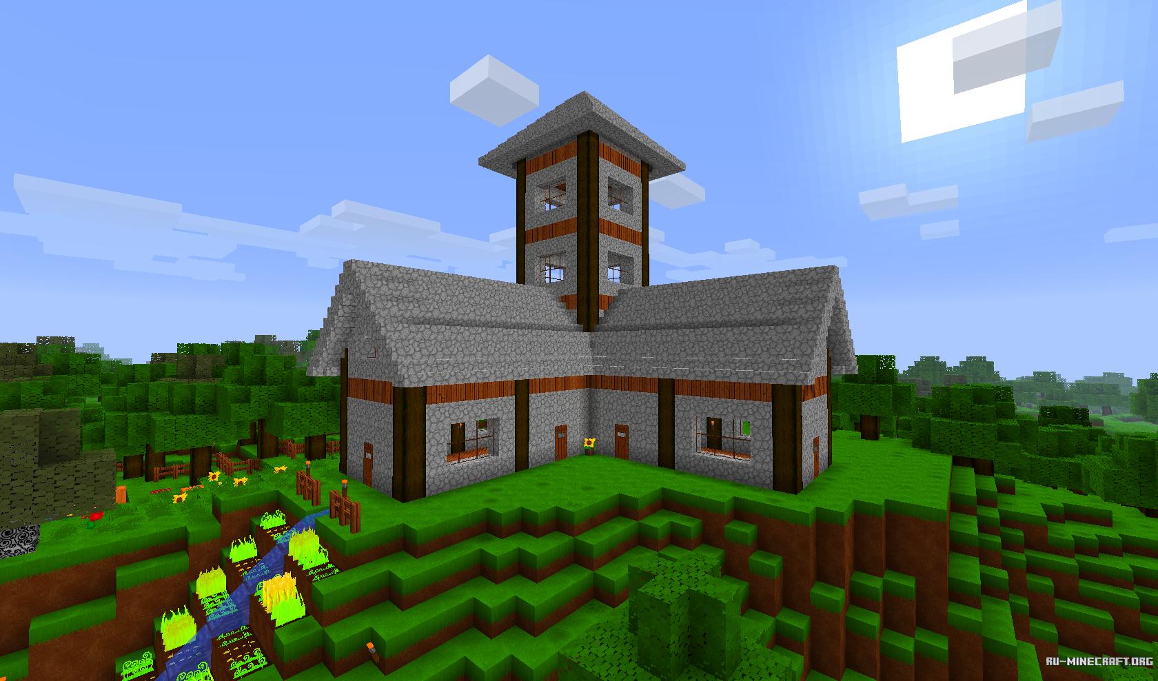 Скачать Forge для Minecraft 1.6.4 последнюю версию