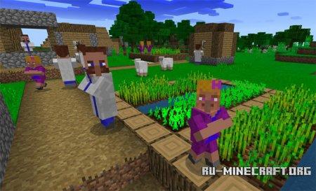 Скачать The New World для Minecraft PE 1.0.0